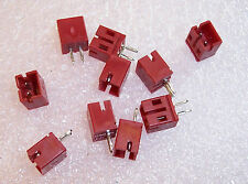 QTY (1000) B2B-PH-K-R JST 2 POSITION TOP ENTRY HEADERS 2mm RED 2 PIN