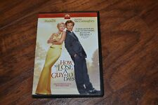 F9- How to Lose a Guy in 10 Days (DVD, 2003, Full Frame)
