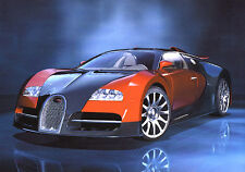 Puzzle Bugatti, 1000 Teile, Rennwagen, Auto, Technik, Motorsport, Castorland