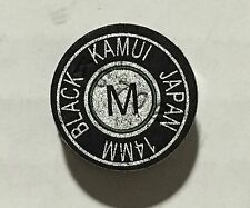 Kamui Black Medium Pool Cue Tips 14mm Quantity 1 Tip FREE Shipping