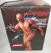MARY SHELLEY'S FRANKENSTEIN MODEL KIT 1994 SCREAMIN NEW IN BOX