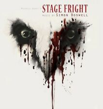 Stage Fright - Complete Score - Limited 500 - Clear Vinyl - OOP - Simon Boswell