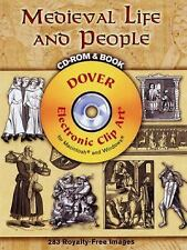 Dover Electronic Clip Art: Medieval Life and People by Carol Belanger Grafton...
