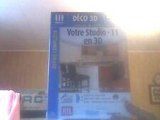 Deco 3D- Votre studio T1 en 3D