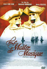 The Music Teacher, Le Maitre De Musique / Gérard Corbiau (1988) - DVD new