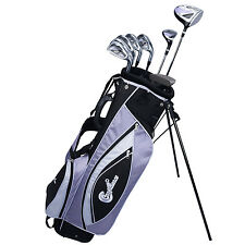 Confidence LADY POWER ll Golf Club Set & Stand Bag
