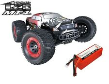 Thunder Tiger MT4 G3 *WATERPROOF* 6s BL Monstertruck 2.4GHz RTR 1:8 & 4s LiPo