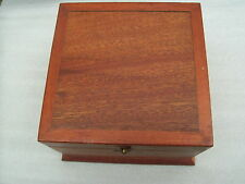 Vintage 8 Day Omega Deck Watch Box