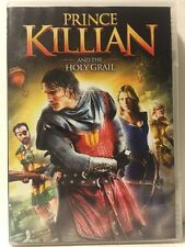Prince Killian and the Holy Grail (DVD, 2014)
