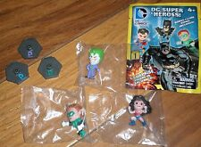DC Super Heroes Series1 2014 Blip Joker Wonder Woman Green Lantern Suicide Squad