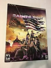 Saints Row IV The Super Dangerous Wub Wub Edition Sony PlayStation 3 New Sealed