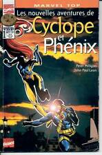 MARVEL TOP 1 (panini 1997 ) CYCLOPE ET PHENIX ( Milligan / Paul Leon )