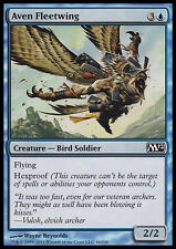 MTG AVEN FLEETWING FOIL - AVIANO ALAVELOCE - M12