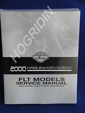 2000 Harley touring service manual road king street glide electra flht  classic