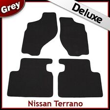 Nissan Terrano 1993 1994 1995 1996...2004 Tailored LUXURY 1300g Car Mats GREY