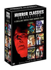 Hammer Horror Classics Collection: Frankenstein Dracula Mummy 6 DVD Box Set NEW!