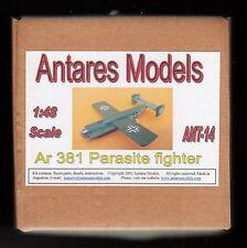 ant4814/ ANTARES - Parasitjäger Arado Ar-381 - Resin - 1/48 - SELTEN