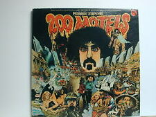 Frank Zappa - 200 Motels, United Artists UAS-9956, 1971 Stereo Soundtrack LP's