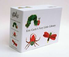 Eric Carle's Very Little Library by Eric Carle (2002, Board Book)