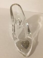 Disney Parks Exclusive Cinderella Glass Slipper by Arribas - Medium- Personalize