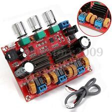 Amplifier Board TPA3116D2 50Wx2+100W 2.1 Channel Digital Subwoofer Power 12~24V