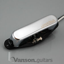 NEW Wilkinson WVTN Alnico V Polepiece Neck Pickup for Tele®* guitars CHROME