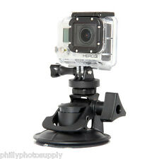 Delkin Fat Gecko Stealth Vacuum Camera Mount for GoPRO -  Free US Shipping