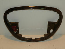 PEUGEOT 607 2003 LHD CENTRE AIR VENT DISPLAY WOODEN SURROUND TRIM 9629444477