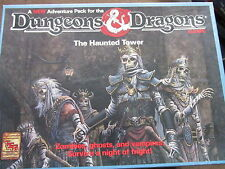 TSR D&D THE HAUNTED TOWER BIG BOX 1081 VGC BOXED DUNGEON DRAGON