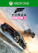Forza Horizon 3 Xbox One *Digital download* SECONDARY - READ DESCRIPTION