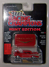 1996 Racing Champions Mint Edition Issue #4 1:61 1957 Chevy Bel Air w/ Emblem