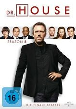 DR.HOUSE SEASON 8 DVD NEU
