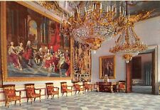 BR71077 palace throne salon   la granja de san ildefonso segovia spain