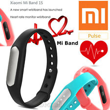 Xiaomi Mi Band 1S Pulse Heart Rate Wristband Bluetooth Fitness Activity Trackers