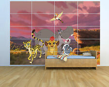The Lion Guard_01 - HUGE KIDS - Massive Wall Poster/Picture/TLG01