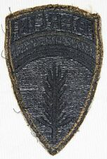 GERMAN MADE U.S. ARMY BERLIN COMMAND PATCH, BLACK BACK