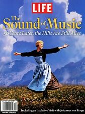Life Magazine Commemorative 2015 50 Years Later Julie Andrews THE SOUND OF MUSIC