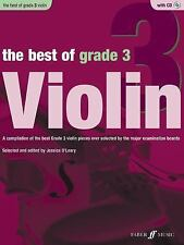 The Best of Grade 3 Violin: A compilation of the best ever Grade 3 violin pieces