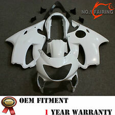 Honda CBR600 F4 1999 2000 Unpainted Fairing Body Work Kit CBR 600 99 00 ABS