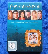 Friends die komplette dritte Staffel, 4 Doppel - DVD Box Season 3