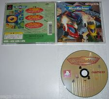 MICRO MACHINES - Playstation  Ps1 Ps2 Import jap Japan