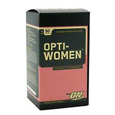 OPTIMUM NUTRITION Opti Women Capsules 60 ct ON OptiWomen New