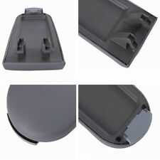 Grey Arm Rest Armrest Center Console Cover Lid For VW Jetta Golf 99-04 MK4