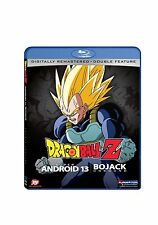 Dragon Ball Z Dragonball Z Double Feature Super Android 13/Bojack Unbound