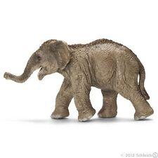 Bébé Éléphant Asiatique 8 cm série Animaux sauvages Schleich 14655