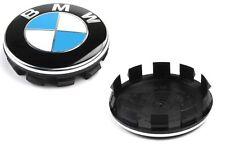 GENUINE BMW E46 E90 X5 M3 ALLOY WHEEL CENTER CAP HUB BADGE ORIGINAL