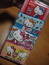 Hello Kitty Pocket Tissue 4packs Sanrio Made in Japan