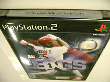 The Bigs (Sony PlayStation 2) BRAND NEW FACTORY SEALED