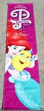 Run Disney 2017 Princess Half Marathon Weekend 8' x 2'Expo Banner Ariel Flounder