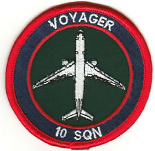 No.10 Squadrone Voyager RAF aeronautica Militare Patch Ricamato